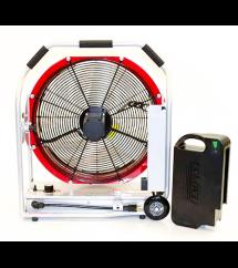 Ventilador de Pressão Positiva Elétrico a Bateria