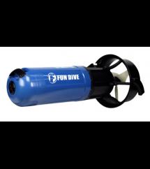 Veículo de propulsão subaquática com bateria XJOY7