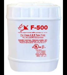 Agente encapsulador F-500