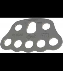 Placa de Ancoragem de aço inox 45 kN 3/5