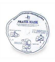 Máscara descartável para RCP