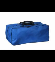 Bolsa para colar cervical e talas - Azul
