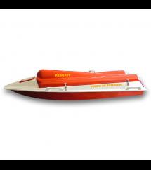 Barco para Remoção de cadáver