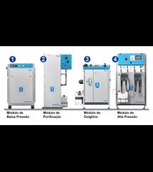 Sistema para Fornecimento de Nitrox B-TROX
