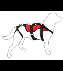 Cinto de segurança de rapel para Cães