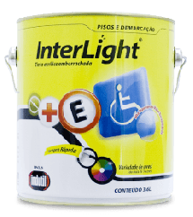 Tinta Interlight Piso