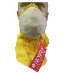 Máscara tipo lenço