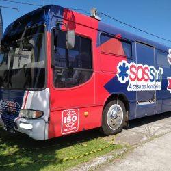 SOS Sul | Serviços - Oficina Móvel - Ônibus